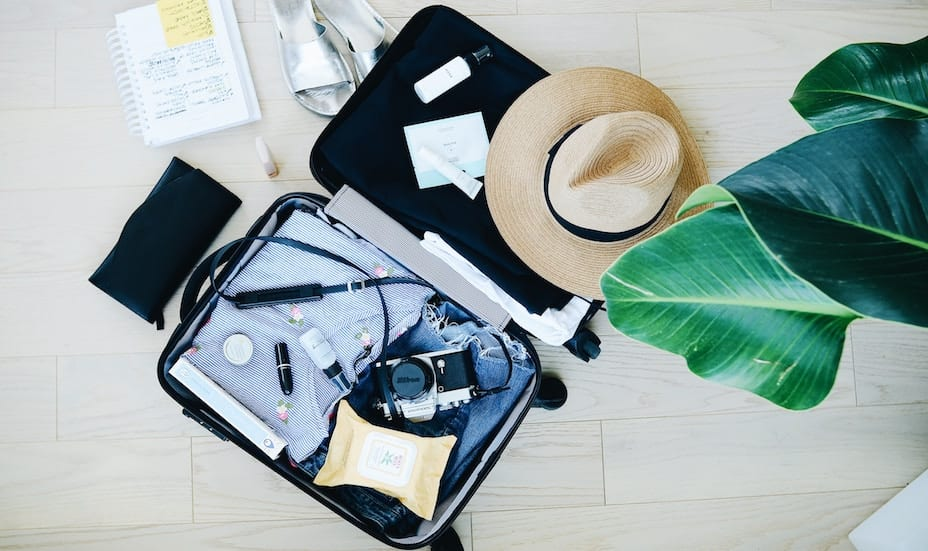 The art of travelling light: beauty essentials to pack in your carry-on bag