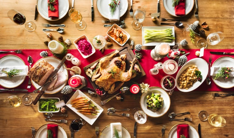 Planning an epic festive feast? Here's the secret behind a sleighload of savings…