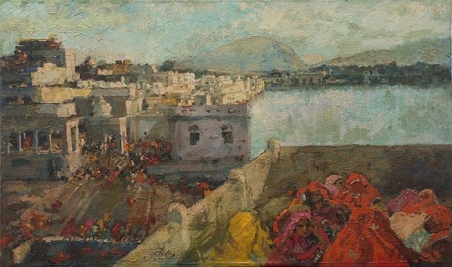 Iconic Landmarks of the World: Paintings by Lim Tze Peng, Ong Kim Seng, Tan Choh Tee, Tong Chin Sye, Yeo Hoe Koon, Chua Say Hua & Ho Sou Ping