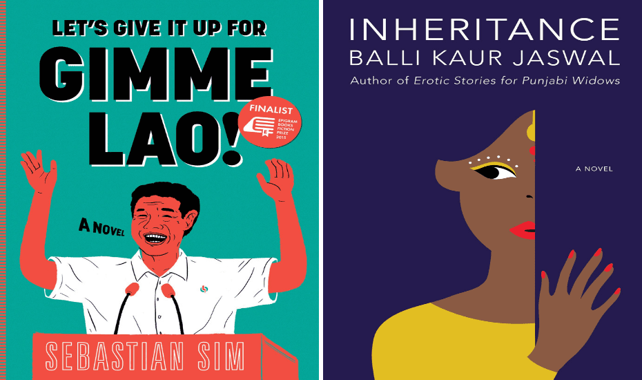 Feed your bibliophilic friend with books by Singaporean authors