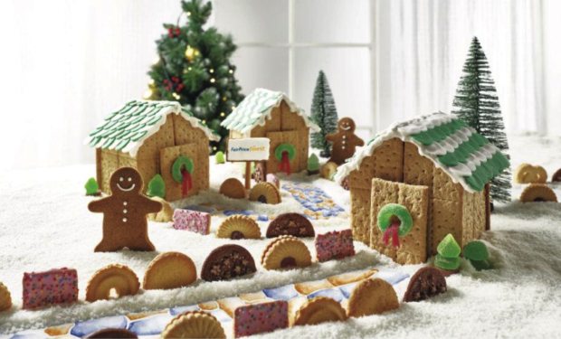 Adorable Christmas gifts under $10 and $25 at FairPrice Finest |
