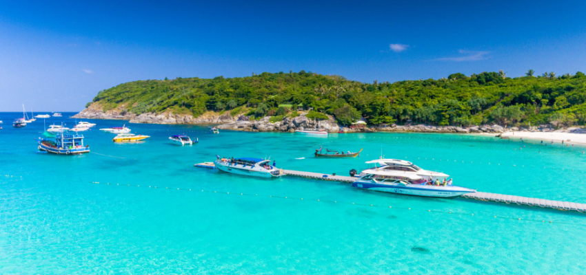 Rawai VIP Villas is the perfect place to stay for island-hopping adventures around Phuket