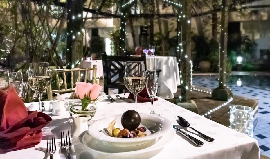 An Epicurean Valentine's celebration at Goodwood Park Hotel