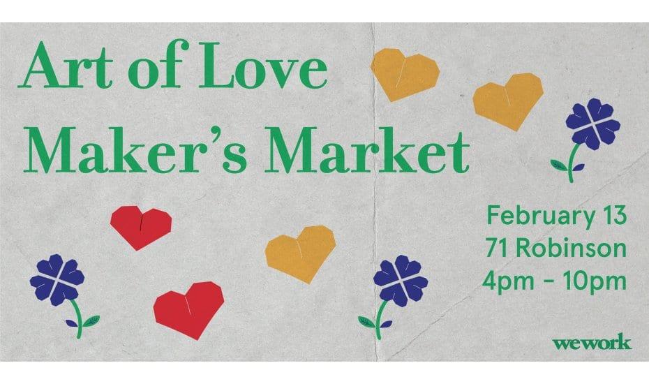 Art of Love – Maker's Market