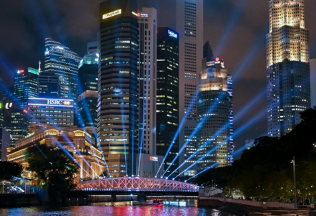 i Light Singapore takes us on a mesmerising journey to commemorate Singapore's Bicentennial. Here are the must-sees...