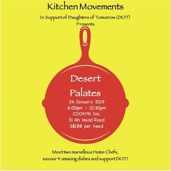Kitchen Movements