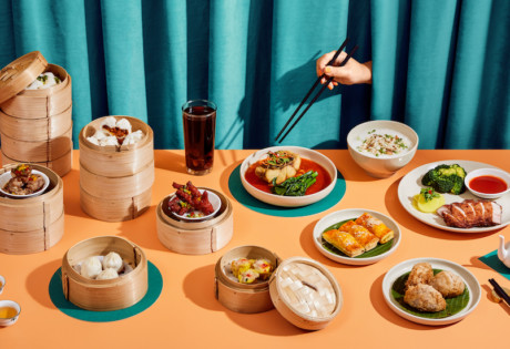 Dim sum restaurants in Singapore | Auntie's Wok and Steam