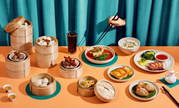 Dim sum restaurants in Singapore | Auntie's Wok and Steam