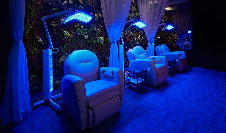 Chez Vous: Hideaway | Instagram-worthy hair salon | Mini lounge access