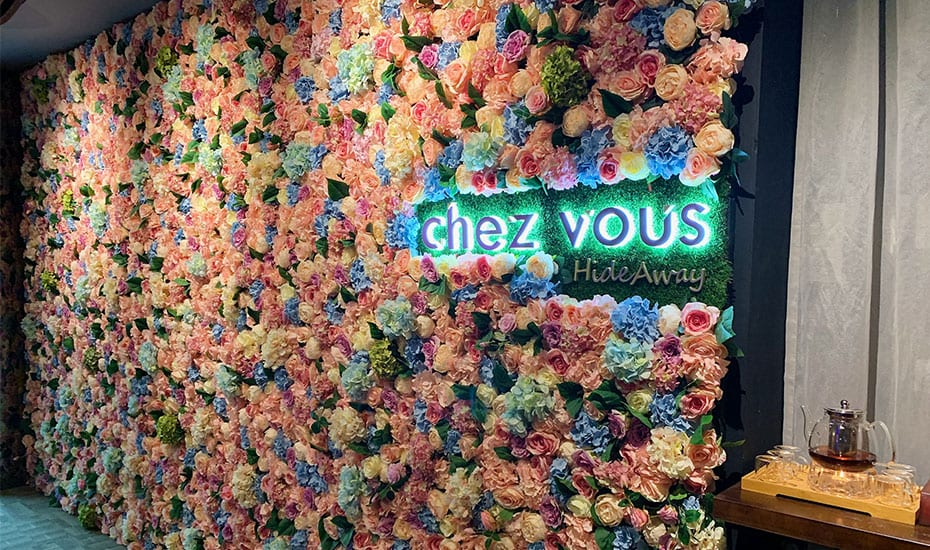 Chez Vous: Hideaway | Instagram-worthy hair salon