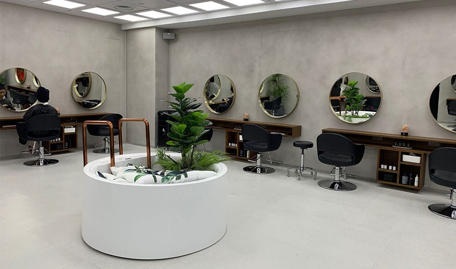 Chez Vous: Hideaway | Instagram-worthy hair salon | Style Pods