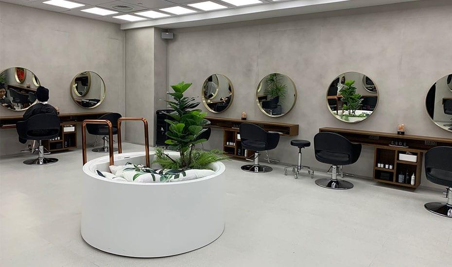 Chez Vous: Hideaway | Instagram-worthy hair salon | Style Pods