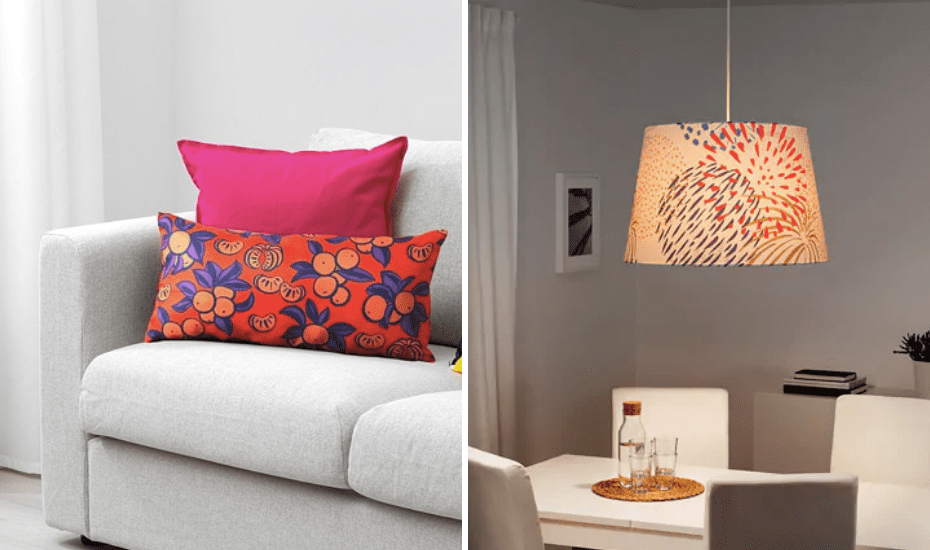 Here is Ikea's Solglimtar collection for Chinese New Year