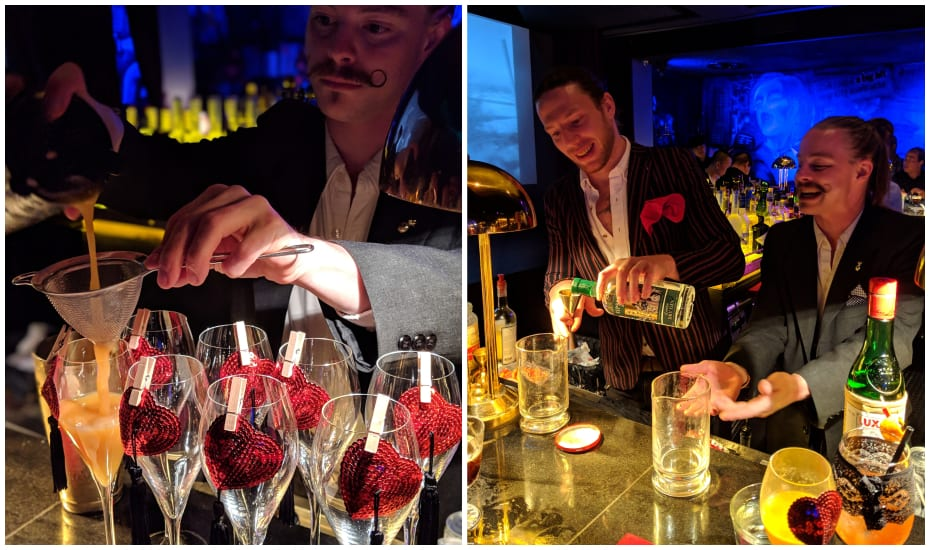 Lulu's Lounge new cocktail menu | Interview with Tertius Wharton and Julyan Phillips | The bar connoisseurs in action