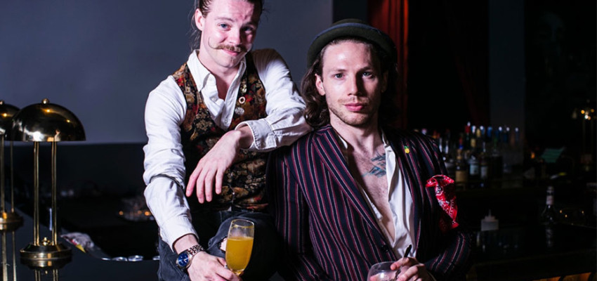 Lulu's Lounge new cocktail menu | Interview with Tertius Wharton and Julyan Phillips