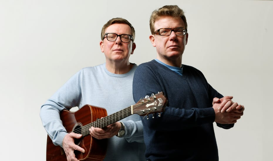 The Proclaimers Live in Singapore 2019