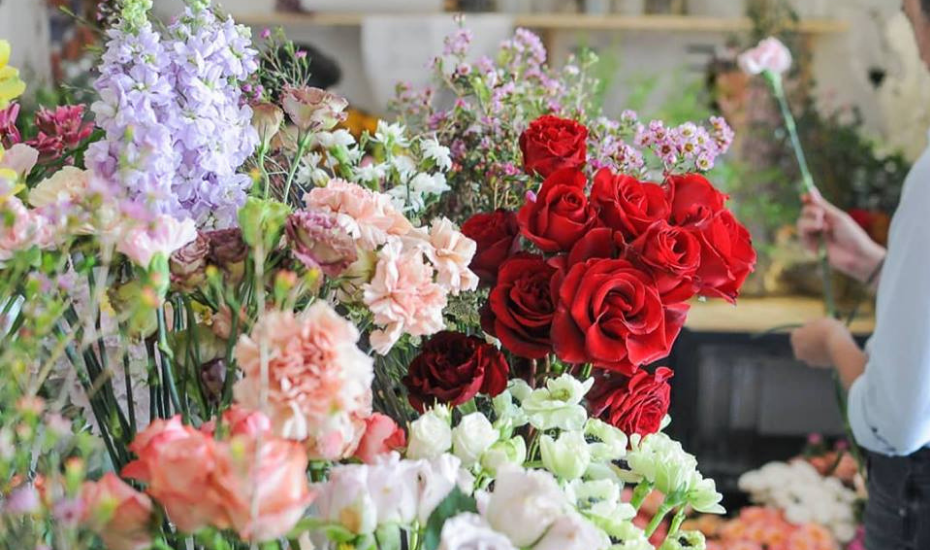 The best florists in Singapore for online orders, delivery and flower styling workshops