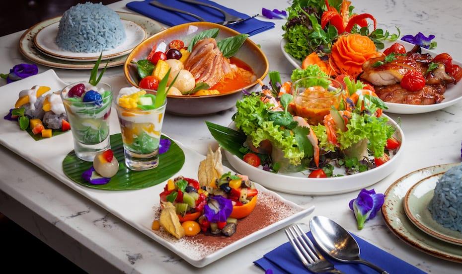 Spice up your romantic celebration at Blue Jasmine
