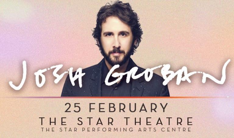 Josh Groban Bridges Tour 2019 – Live In Singapore