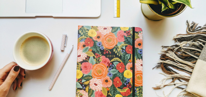 Get it together – never miss a thing, a deadline or a date, with these adorable planners, journals and calendars