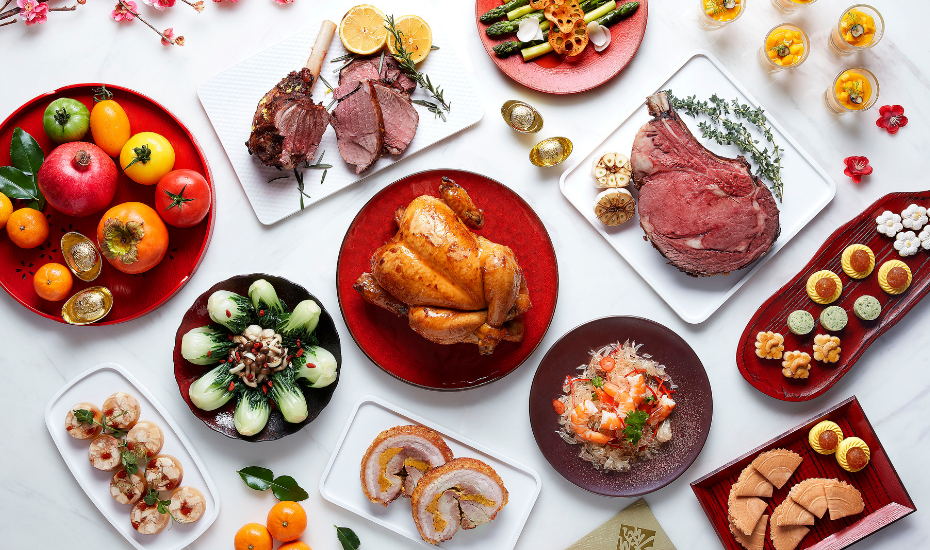 It's time for a proper indulgence: UOB Cards treats you to discounts at these CNY hotel buffets