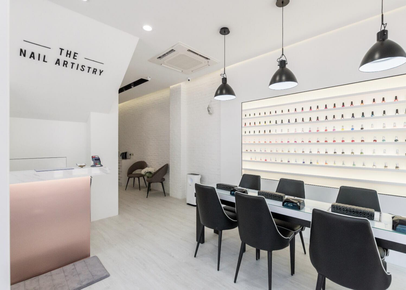 The Nail Artistry   Best nail salons in Singapore