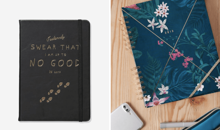 Trust Typo to have a never-ending supply of cute things decked glitter, unicorn prints, pop culture references, adorable cats and doggos as well as tongue-in-cheek quotes.