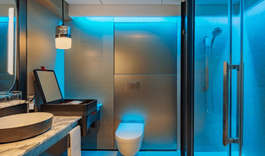 Swissôtel The Stamford has a high tech Vitality Room and here's what you need to know