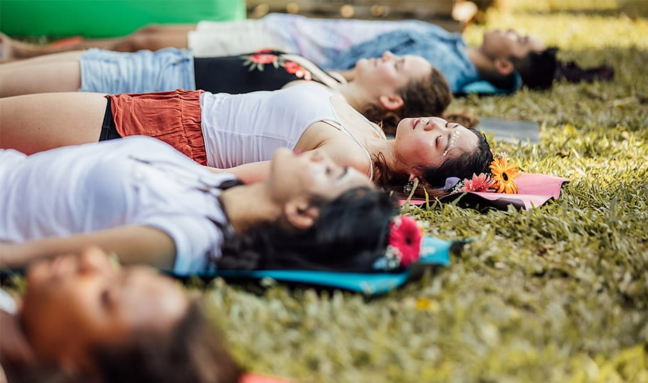 Garden Beats Singapore 2019 | Wellness workshops and talks