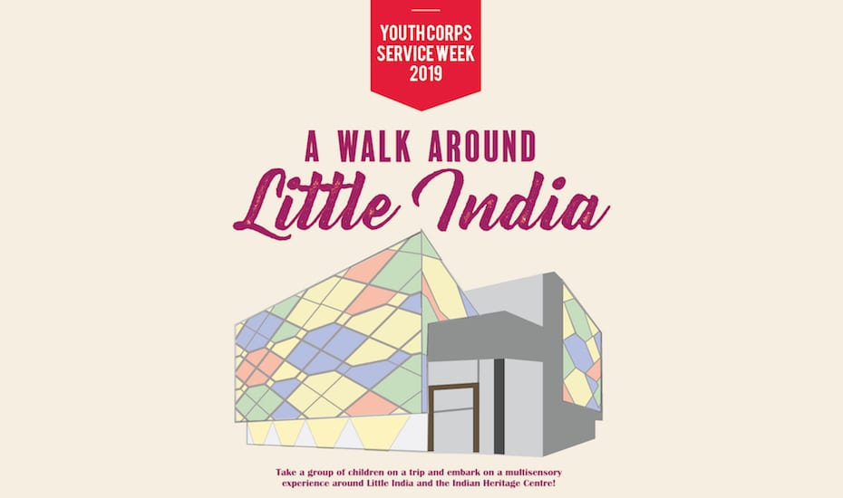 Youth Corps Service Week 2019 – A Walk Around Little India