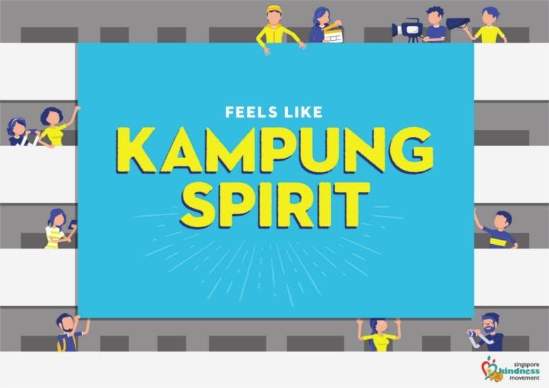 Feels Like Kampung Spirit Video Competition