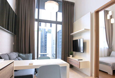 St Residences: serviced apartments making us feel at home