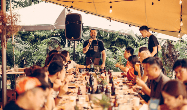Guinness knows how to throw a St Patrick's Day party in Singapore