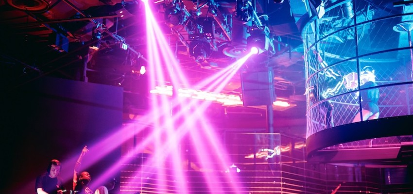 Parties in March | Clubbing in Singapore | Bar Rouge