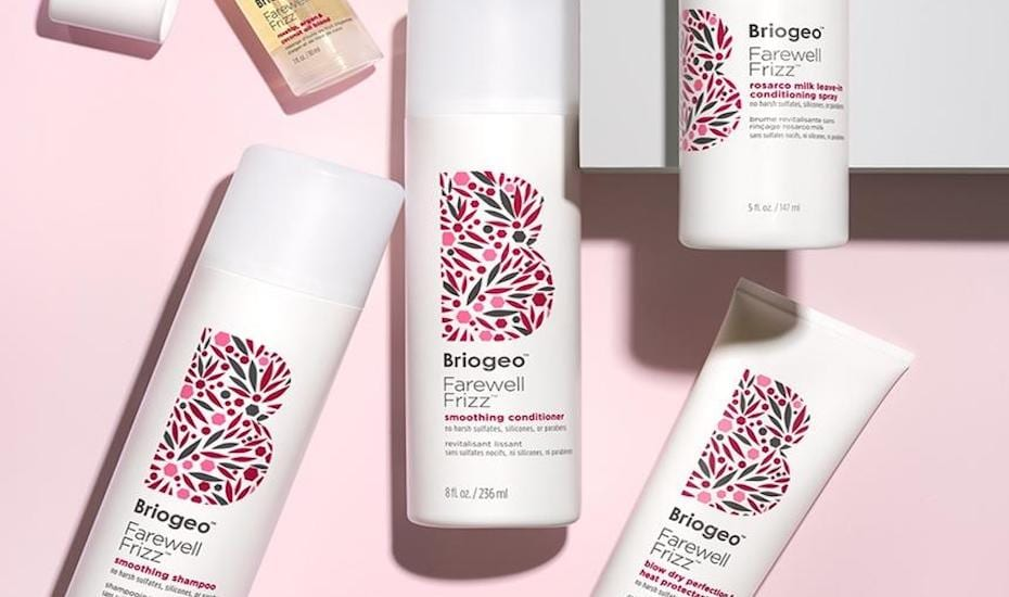 A chat with Nancy Twine of natural hair care brand, Briogeo | Farewell Frizz