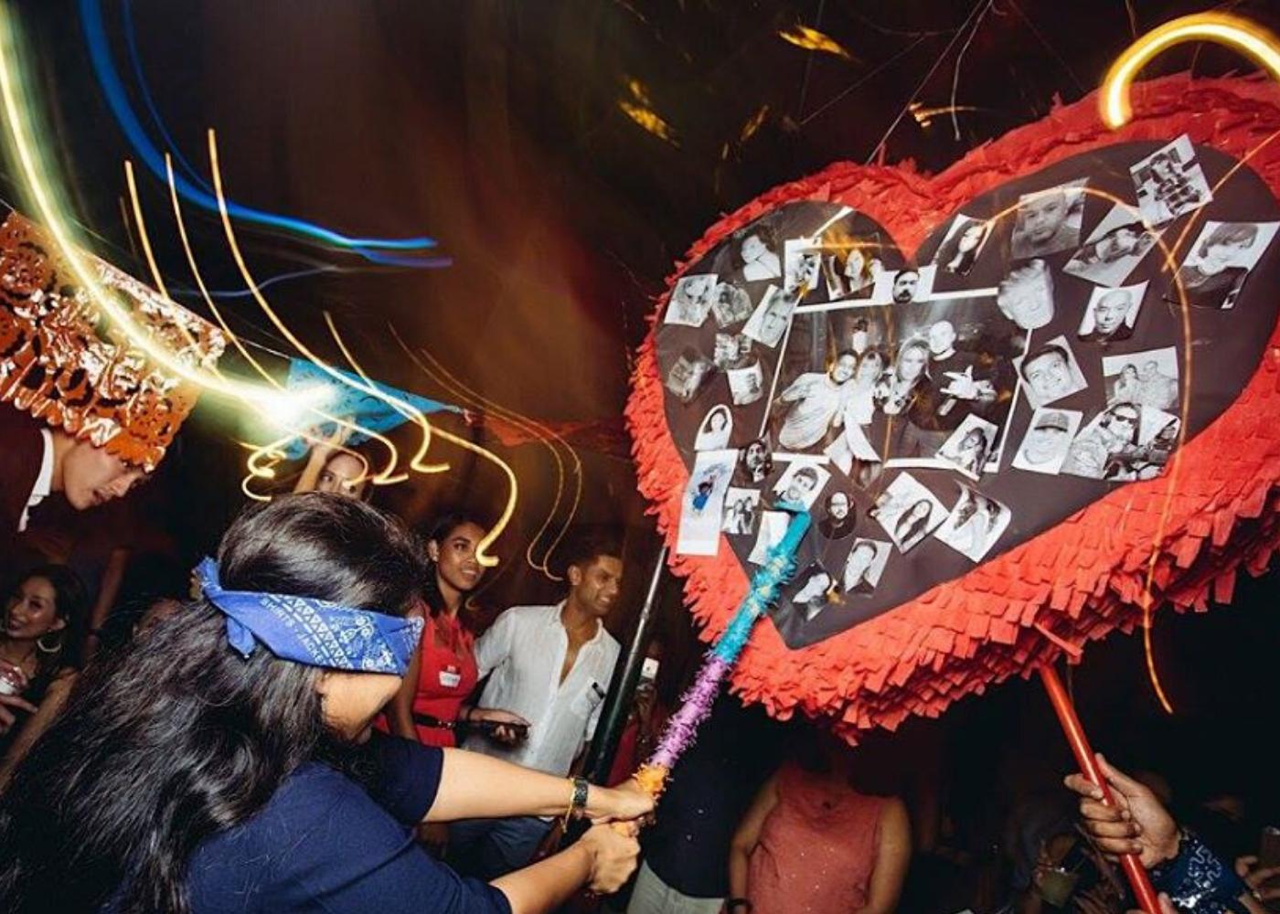 Hearts Go Loco: The Kinky Edition | Lucha Loco