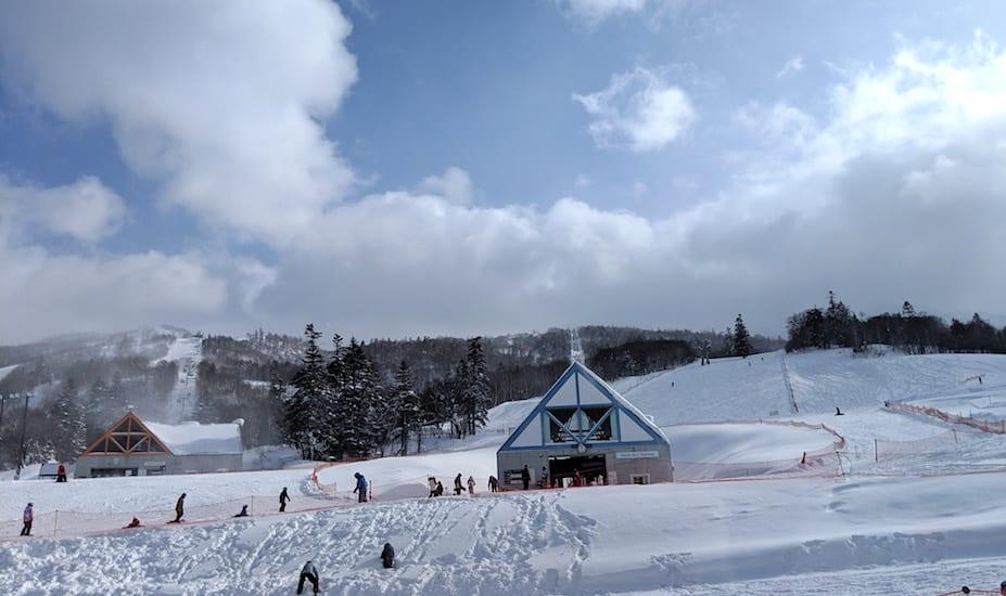 Kiroro ski resort Hokkaido Japan