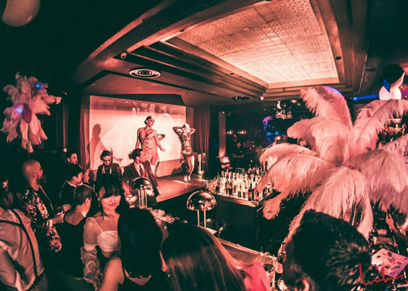 Lulu's Lounge | Valentine's Day parties