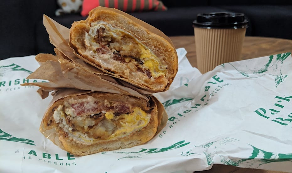 Park Bench Deli | Breakfast CBD Singapore