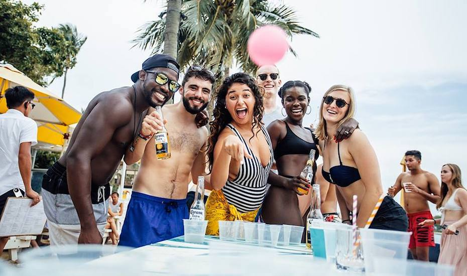 March parties | Tanjong Beach Club | Smack My Beach Up: Beachside Boogie