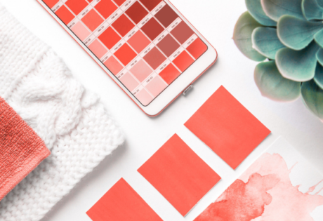 How to decorate your home in Pantone's Color of the Year 2019 Living Coral
