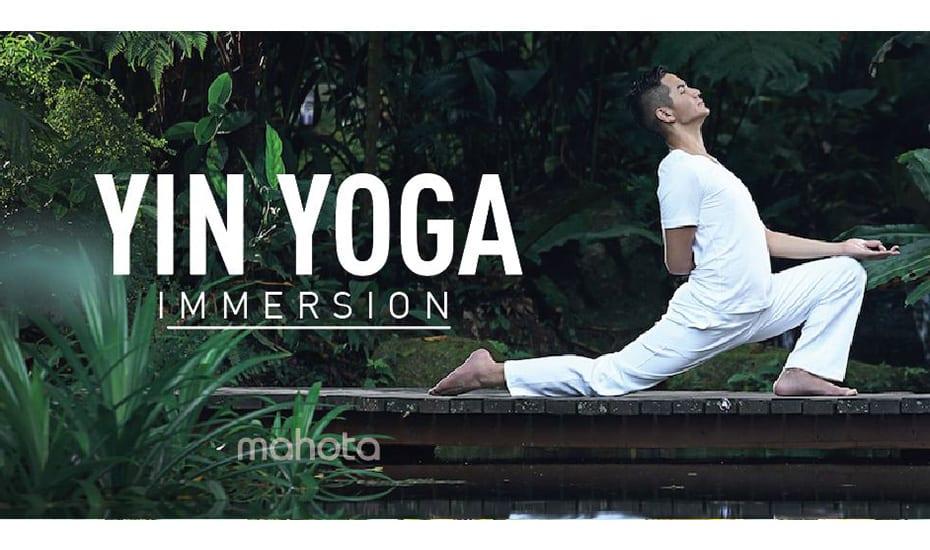 Yin Yoga Immersion