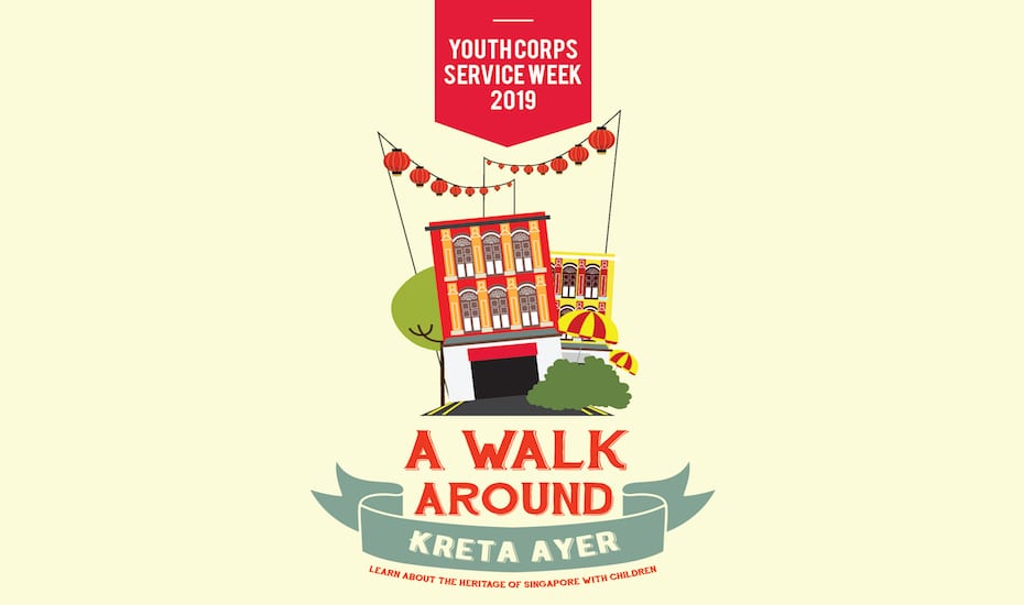 Youth Corps Service Week 2019 – A Walk Around Kreta Ayer