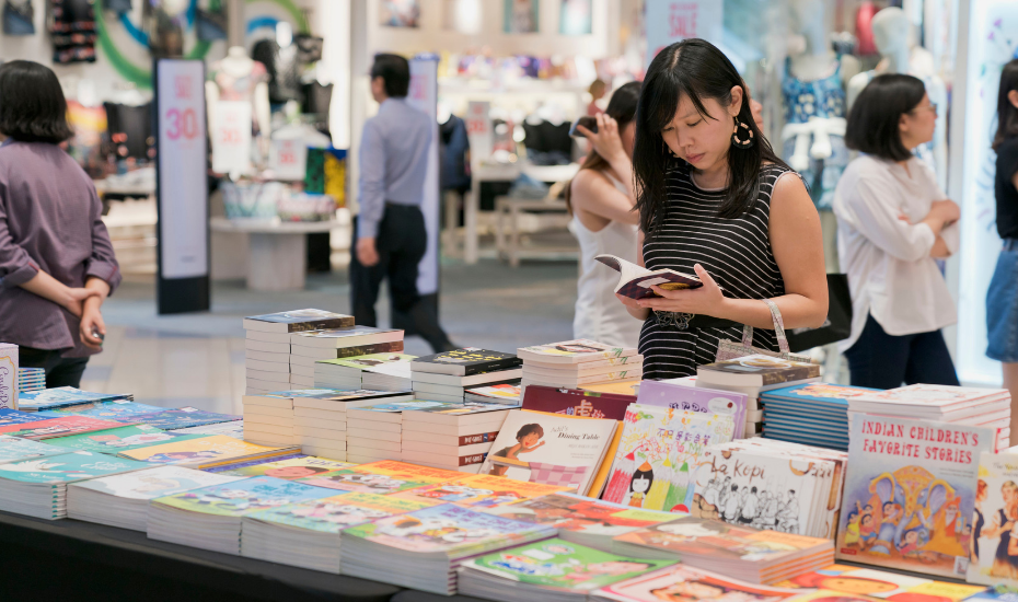 With over 80 programmes over two weekends, there's something for everyone at #BuySingLit.