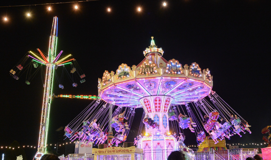 Crazy rides and things you can't miss at Marina Bay Carnival