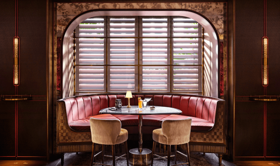 Hot New Bar: All aboard the Idlewild, Singapore's newest retro-luxe cocktail bar