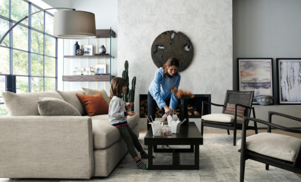 We're all heart-eyes for Crate and Barrel's New Home Fair
