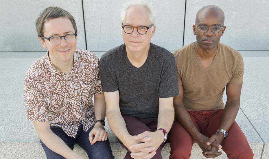Bill Frisell Trio Ft. Rudy Royston & Thomas Morgan