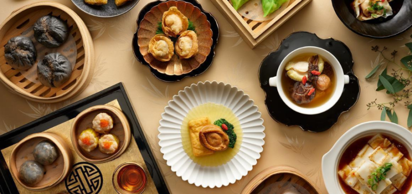 Hai Tien Lo's dim sum and Cantonese dishes come with a twist