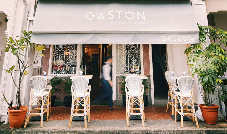 No hogging! It's all about sharing and French hospitality at Gaston Burgundy Bistro & Wine Bar, our latest Keong Saik hangout